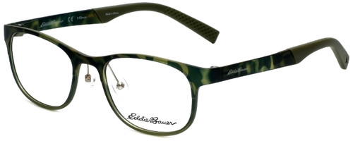 Eddie Bauer Designer Eyeglasses EB32001-GN in Green 51mm :: Progressive