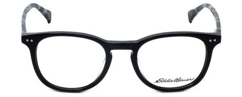 Eddie Bauer Designer Eyeglasses EB32210-BK in Black 49mm :: Progressive
