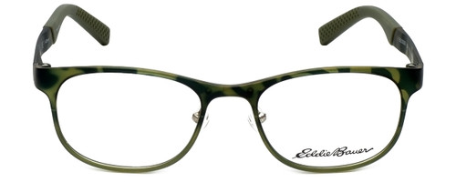 Eddie Bauer Designer Reading Glasses EB32001-GN in Green 51mm