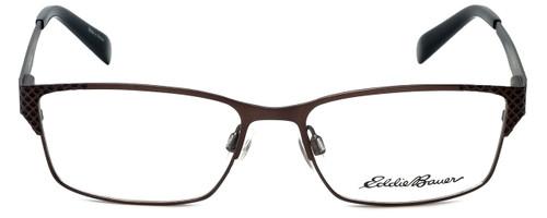Eddie Bauer Designer Reading Glasses EB32203-BR in Brown 54mm