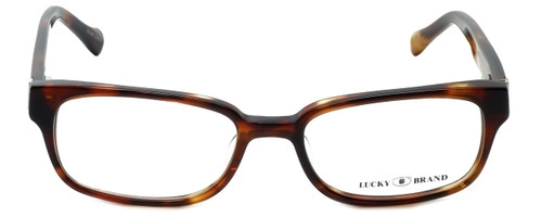 Lucky Brand Designer Reading Glasses Lincoln-Brown in Brown 50mm