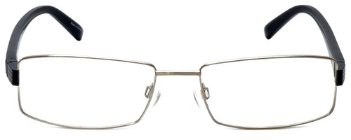 Charmant Designer Eyeglasses CH10741 in Silver 57mm :: Rx Bi-Focal