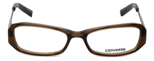 Converse Designer Eyeglasses Composition in Brown 53mm :: Custom Left & Right Lens