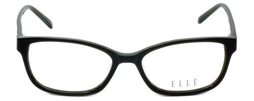Elle Designer Eyeglasses EL13377-GN in Green 52mm :: Custom Left & Right Lens