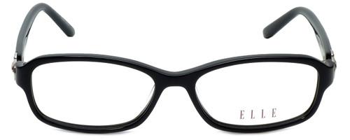 Elle Designer Eyeglasses EL13387-BK in Black 52mm :: Custom Left & Right Lens