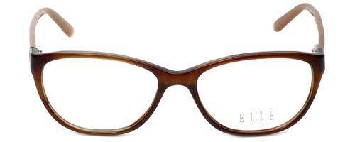 4971177d80 Elle Designer Eyeglasses EL13394-BR in Brown 53mm    Custom Left   Right  Lens