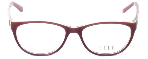 Elle Designer Eyeglasses EL13394-VO in Violet 53mm :: Custom Left & Right Lens