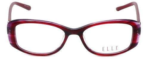 Elle Designer Reading Glasses EL13385-RE in Red 51mm
