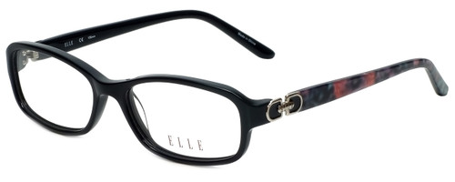 Elle Designer Reading Glasses EL13387-BK in Black 52mm