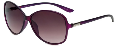 Elle Designer Sunglasses EL14821-PU in Purple with Purple Gradient Lens