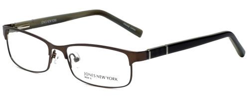 Jones New York Designer Eyeglasses J326 in Charcoal 53mm :: Custom Left & Right Lens