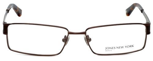 Jones New York Designer Eyeglasses J337 in Brown 54mm :: Rx Single Vision