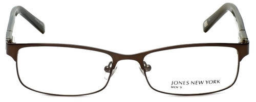 Jones New York Designer Eyeglasses J326 in Charcoal 53mm :: Progressive
