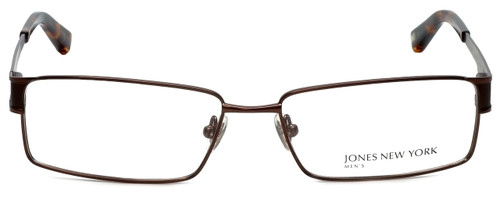 Jones New York Designer Eyeglasses J337 in Brown 54mm :: Progressive