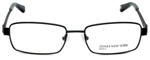 Jones New York Designer Eyeglasses J340 in Black 53mm :: Progressive