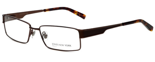 Jones New York Designer Eyeglasses J337 in Brown 54mm :: Rx Bi-Focal
