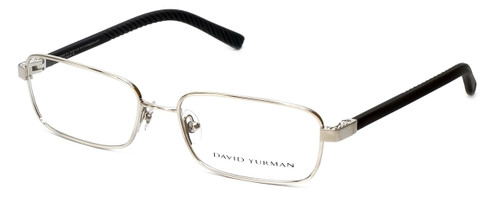David Yurman Designer Reading Glasses DY615-03 in Silver 55mm