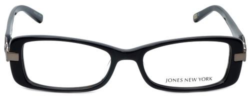 Jones New York Designer Eyeglasses J738 in Black 52mm :: Progressive