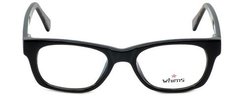Whims Designer Eyeglasses TRO9141AK in Black 50mm :: Custom Left & Right Lens