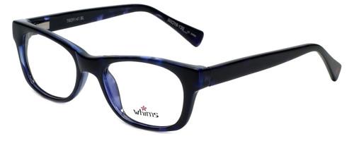 Whims Designer Eyeglasses TRO9141 in Blue 50mm :: Progressive
