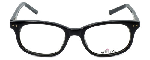 Whims Designer Eyeglasses TR5885AK in Black 50mm :: Rx Bi-Focal