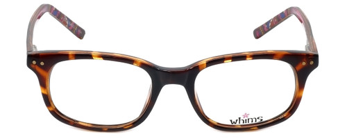 Whims Designer Eyeglasses TR5885AK in Tortoise Pink 50mm :: Rx Bi-Focal