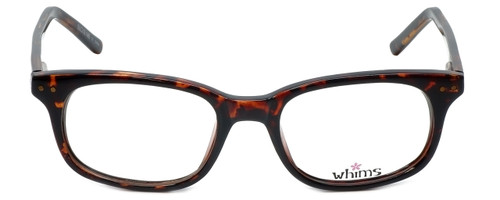 Whims Designer Reading Glasses TR5885AK in Tortoise 50mm