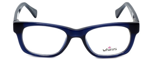 Whims Designer Reading Glasses TRO9141AK in Navy 50mm