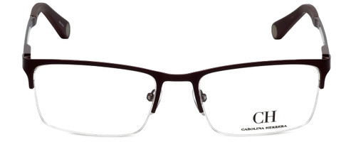 Carolina Herrera Designer Eyeglasses VHE084-0CC6 in Bordeaux 54mm :: Progressive
