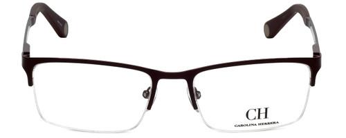 Carolina Herrera Designer Eyeglasses VHE084-0CC6 in Bordeaux 54mm :: Rx Bi-Focal