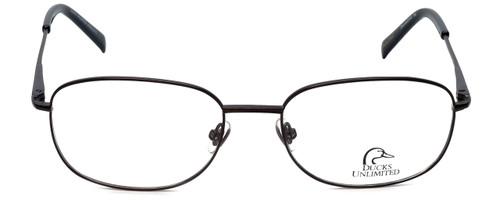 Ducks Unlimited Designer Eyeglasses Lincoln in Charcoal 57mm :: Custom Left & Right Lens