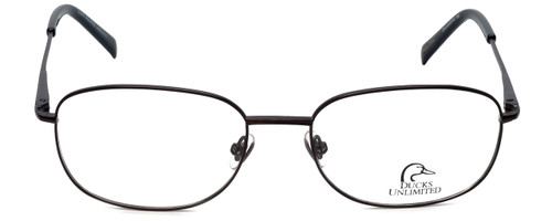 Ducks Unlimited Designer Eyeglasses Lincoln in Charcoal 57mm :: Rx Single Vision