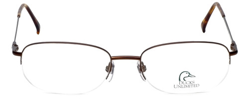 Ducks Unlimited Designer Eyeglasses DU-120 in Bronze 55mm :: Progressive
