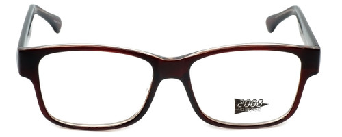 2000 and Beyond Designer Eyeglasses 3079 in Brown 60mm :: Rx Single Vision