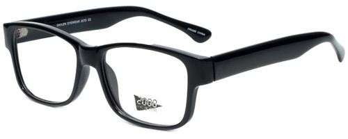 2000 and Beyond Designer Reading Glasses 3079 in Black 60mm