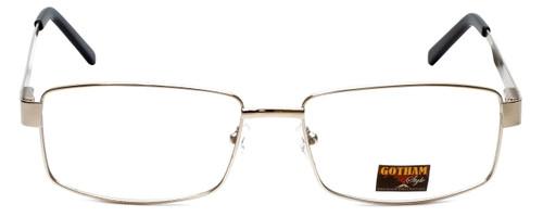 Gotham Style Designer Eyeglasses GS13 in Gold 58mm :: Rx Single Vision