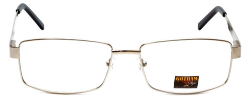 Gotham Style Designer Eyeglasses GS13 in Gold 58mm :: Rx Bi-Focal