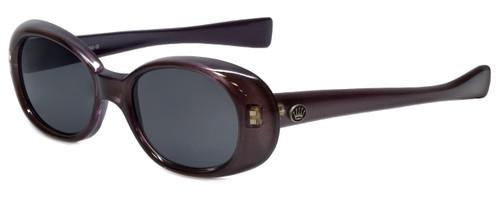 Calabria Wales Princess Designer Sunglasses in Violet