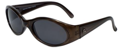 Calabria Monaco Princess Designer Sunglasses in Brown