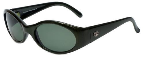 Calabria Monaco Princess Designer Sunglasses in Green