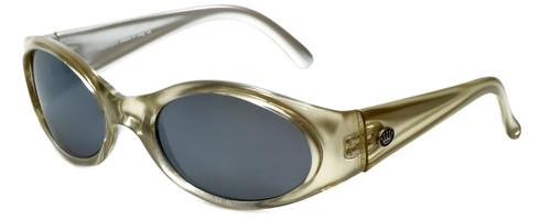 Calabria Monaco Princess Designer Sunglasses in Silver