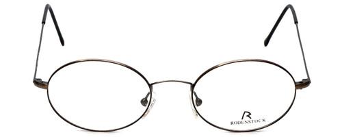 Rodenstock Designer Eyeglasses R4158 in Havanna 48mm :: Rx Single Vision