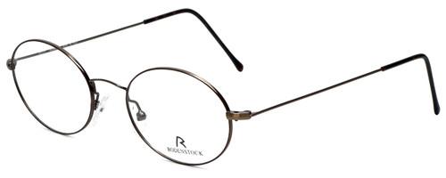 9adee78402c4 Totally Rimless Designer Eyeglasses TR163-CBT in Gunmetal    Custom ...