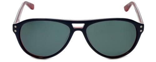 Converse Designer Sunglasses Y006 in Navy Stripe 56mm