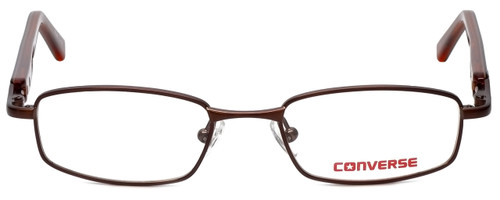 Converse Designer Eyeglasses Ambush in Brown 45mm :: Rx Single Vision