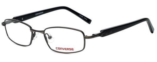 Converse Designer Eyeglasses Ambush in Pewter 47mm :: Rx Single Vision