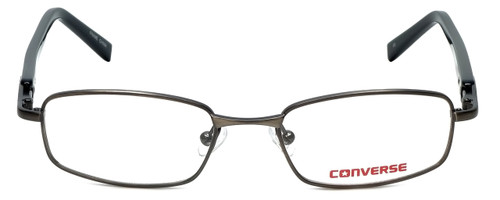 Converse Designer Eyeglasses Ambush in Pewter 47mm :: Rx Single Vision