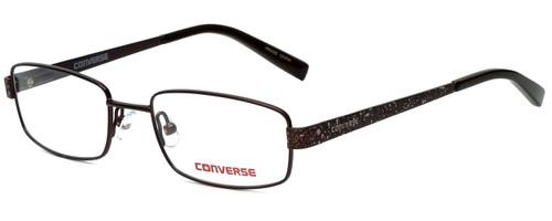 Converse Designer Reading Glasses K101 in Brown 48mm