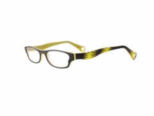 Betsey Johnson Designer Eyeglasses Flash :: Custom Left & Right Lens
