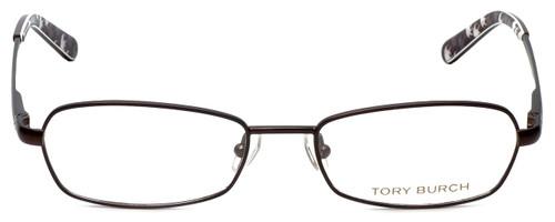 Tory Burch Designer Eyeglasses TY1014-104 in Brown 50mm :: Custom Left & Right Lens